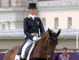 Lucinda Fredericks - Dressage Day 2 London 2012