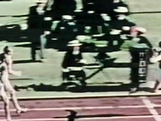 Athletics: 1500m Melbourne 1956