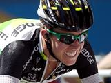 Cameron Meyer of the Greenedge team rides during stage six of the 2012 Tour Down Under in Adelaide, Australia.