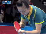 Miao Miao - Table Tennis Singles Round 1 London 2012