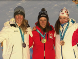 Zali Offord adds to Aussie medals at Lillehammer