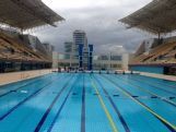 The Maria Lenk Aquatic Centre, located within the Rio Olympic Park Precinct, will play host to the Diving and Water Polo events for the Rio 2016 Olympic Games.