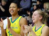 Opals settle into village