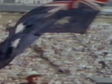 London 1948 Opening Ceremony Australia