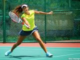 Priscilla Hon is just one of four athletes representing Australia in Tennis at the YOG in Nanjing, China.