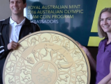 Royal Australian Mint Olympic ambassadors revealed