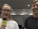 ASPIRE Adelaide- Madi Wilson and Travis Mahoney