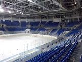 Shayba Arena will be one of the venues for the Ice Hockey competition during the Sochi 2014 Winter Olympic Games.