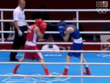 Jackson Woods vs Algeria - Boxing Day 3 London 2012