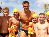 Australian athletes celebrate 100 days to go in QLD