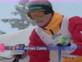 Adrian Costa - men's moguls final round
