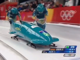 Men's bobsleigh - Jeremy Rolleston & Shane McKenzie