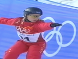 Alisa Camplin - Women's aerials final