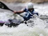 Canoe/kayak - slalom action from the 2013 Australian Youth Olympic Festival