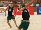 Aaron Crook and Casey Grice competed in the Bronze final match  on March 13, 2011 in Adelaide, unfortunately losing the match to Sam Boehm and Isaac Kapa.