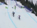 Damon Hayler - Men's snowboard cross