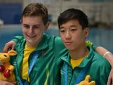 Aussie diving medallists at the 2013 Australian Youth Olympic Festival
