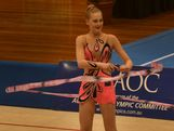 Rhythmic gymnastics at the 2013 Australian Youth Olympic Festival.
