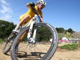 Henderson riding towards Rio dream