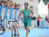 Chris McCormack returned to ITU racing at the Dextro Energy Triathlon Series in Kitzbühel, Austria. McCormack pulled out of the race five laps into the bike leg. The event was won by Great Britain's Alistair Brownlee.