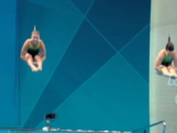Women's 3m Platform Synchronised Diving Final - Day 2 London 2012