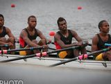 Vanuatu rowers on the rise