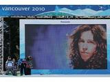 Shaun White of the United States prepares to compete in the Snowboard 