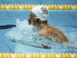 Montreal 1976: Britain's David Wilkie wins the gold medal in breaststroke.