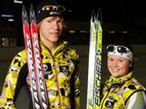 Alex Gibson and Lucy Glanville selected to compete in cross country at the 2012 Winter Youth Olympic Games in Innsbruck, Austria.
