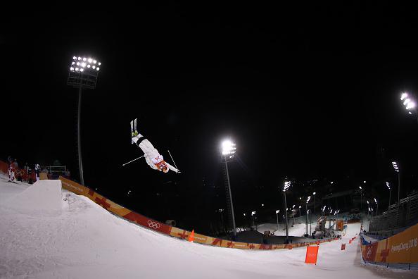 Winter Olympics 2018: Mogul skier Britteny Cox chasing gold