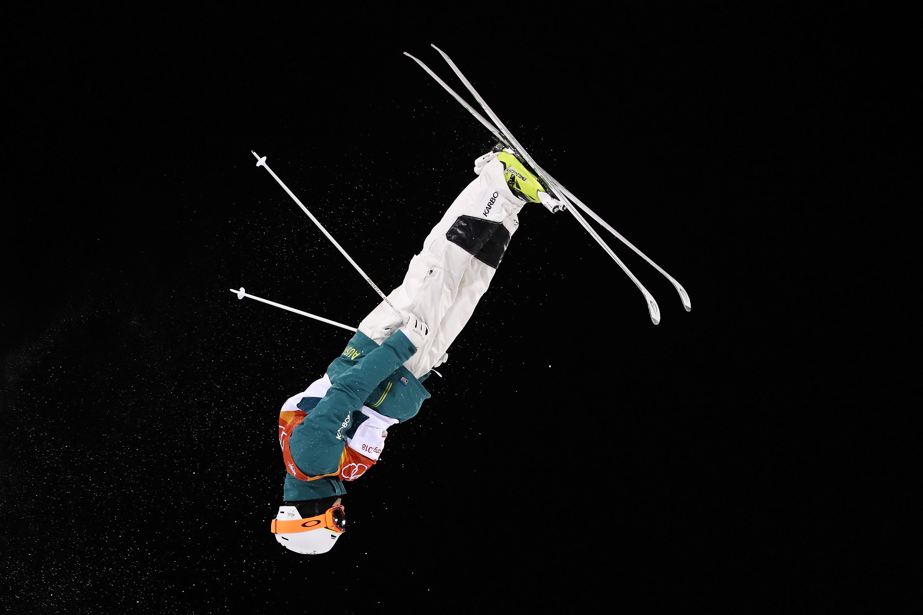 Freestyle skiing: Kingsbury seals long-awaited moguls crown
