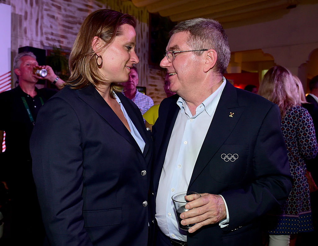 International Olympic Committee president describes Rio Games as 'iconic'