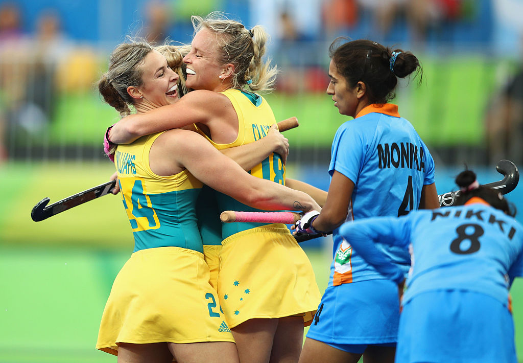 Olympics-Hockey-Peillat hat trick powers Argentina past Germany