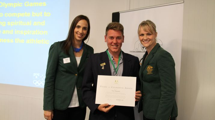 Sa Pierre De Coubertin Awards Academy Aoc Education