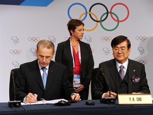 Australian Olympic Committee Pyeongchang 2018